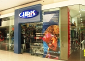 Chris Sports-SM Mall of Asia