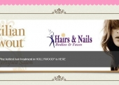 Hairs and Nails Bodies and Faces Salon