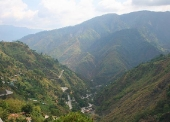 Kennon road view point