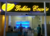 Golden Cowrie Filipino Food