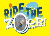 Ride the Zorb!