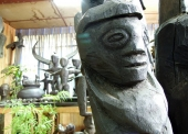 Museum of cordillera sculpture