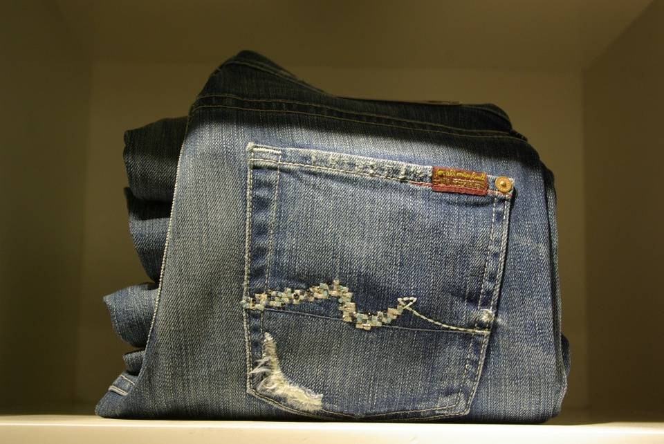 Seven jeans for all mankind
