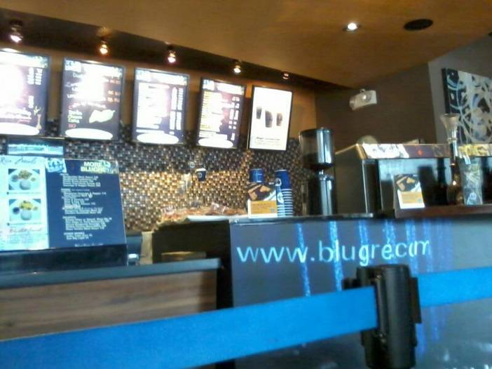 Bluegre Coffee Club